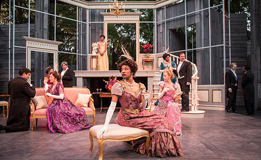 An Ideal Husband American Players Theatre