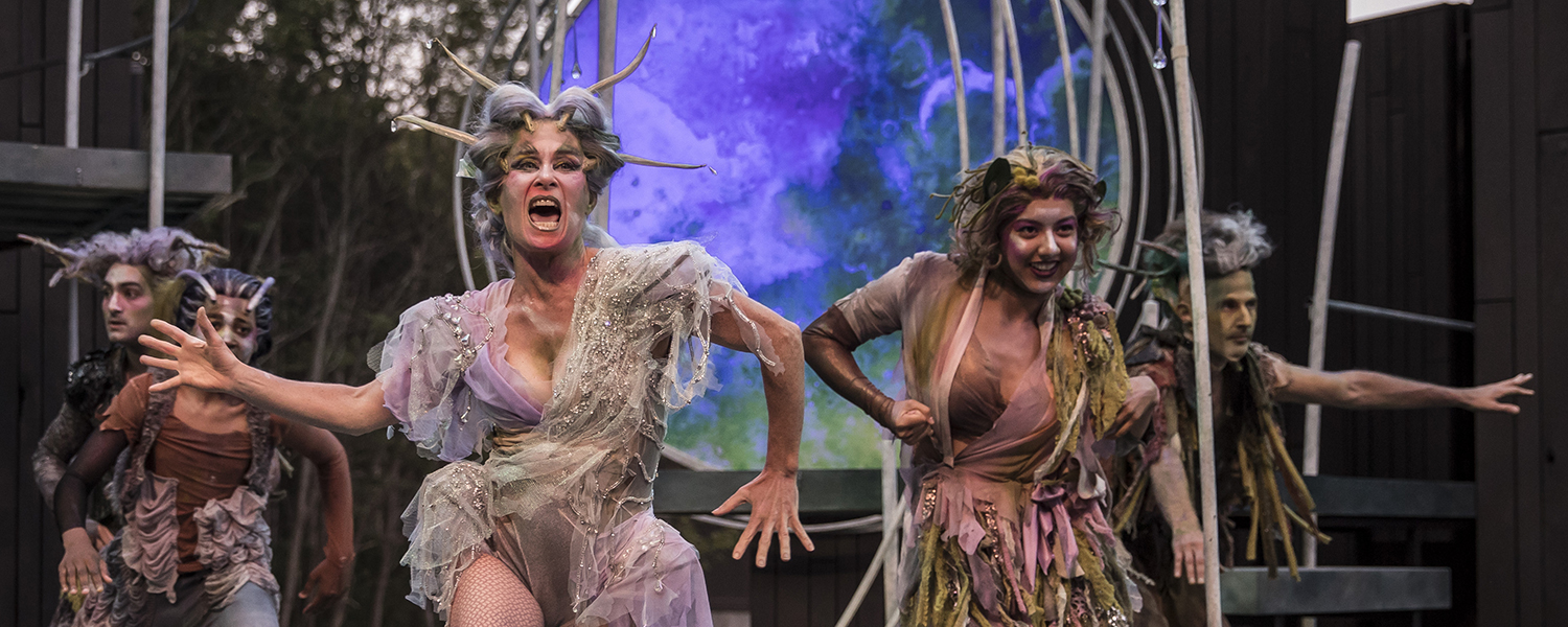 a midsummer night's dream, 2017 | american players theatre