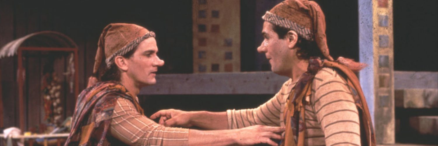 The Comedy of Errors, 1998