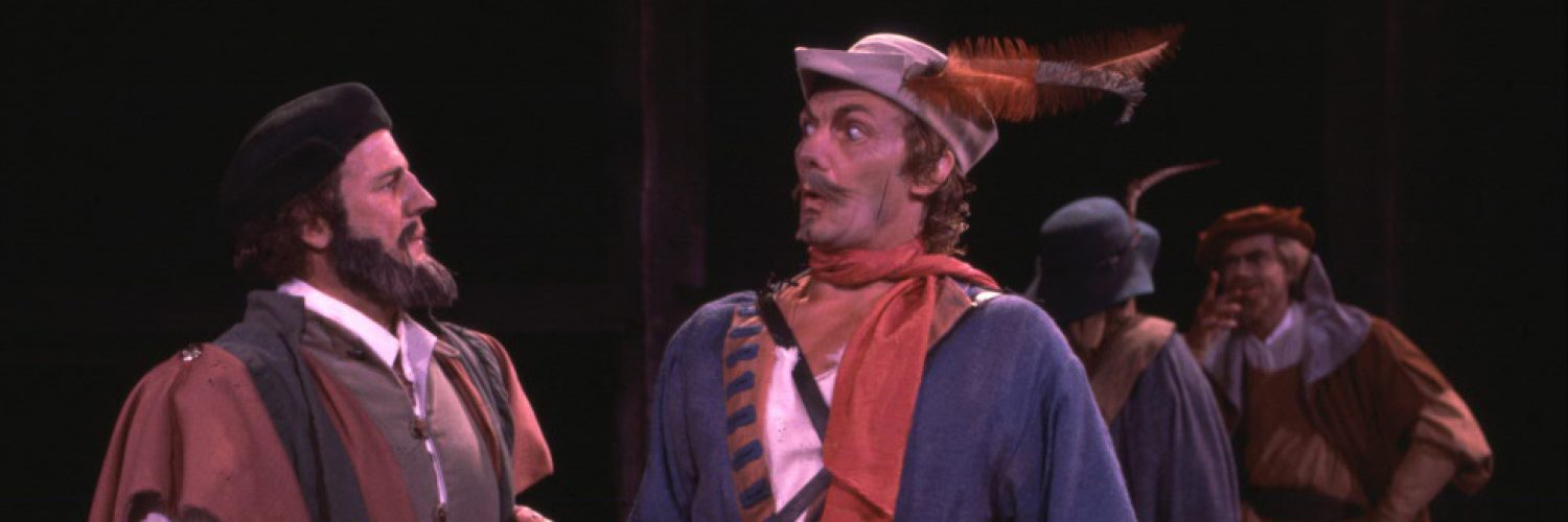The Merry Wives of Windsor, 1984