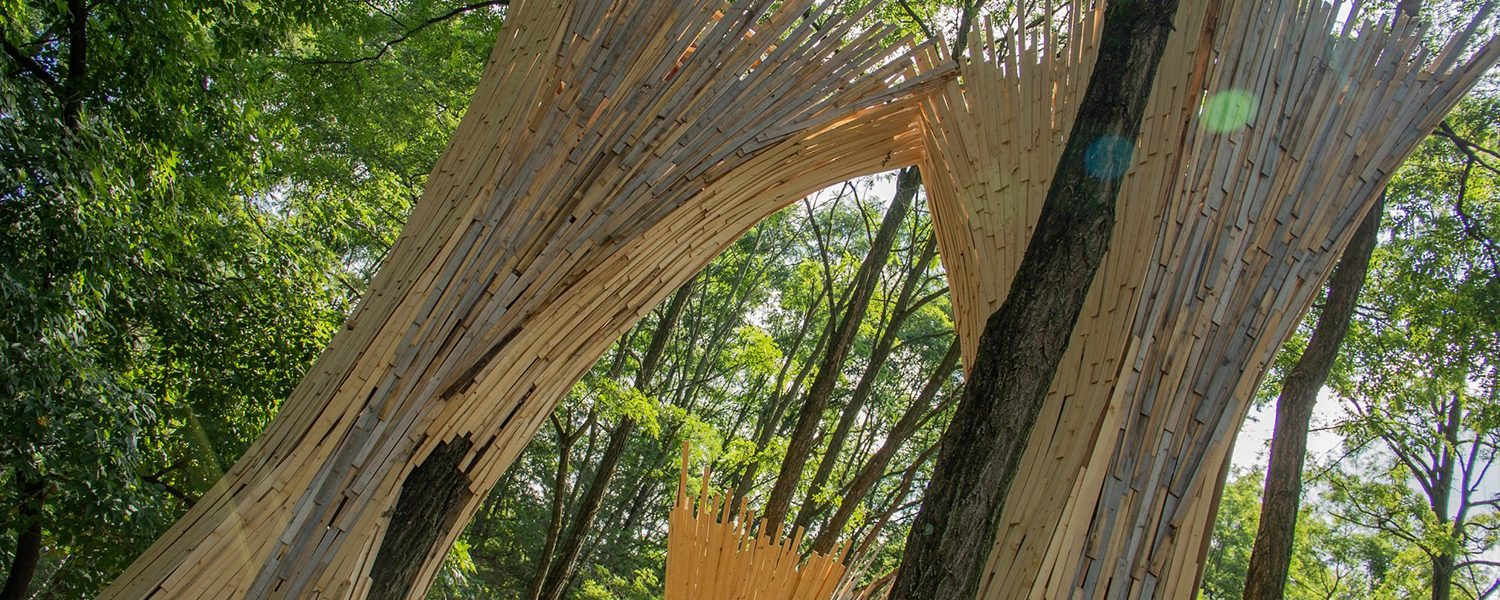 Art In The Woods Marquee 2020