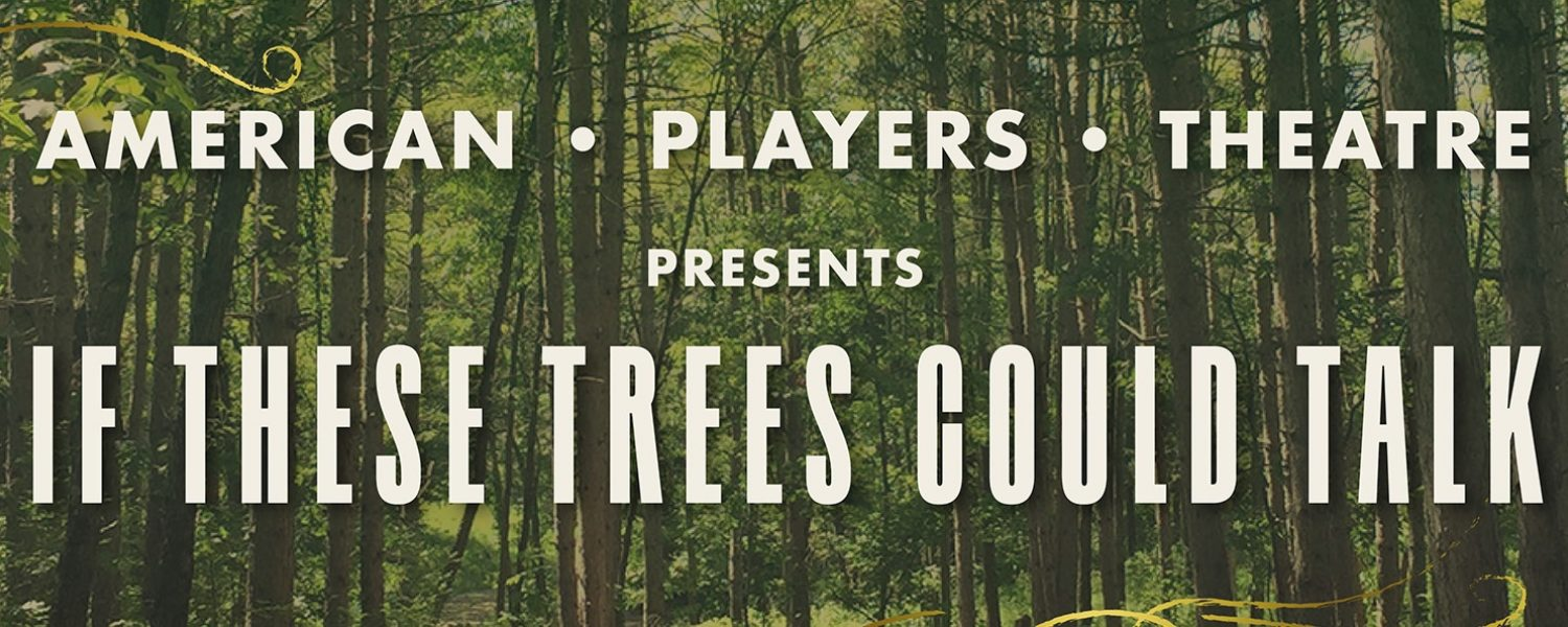 """""""If These Trees Could Talk"""" Tour with Brenda DeVita"""