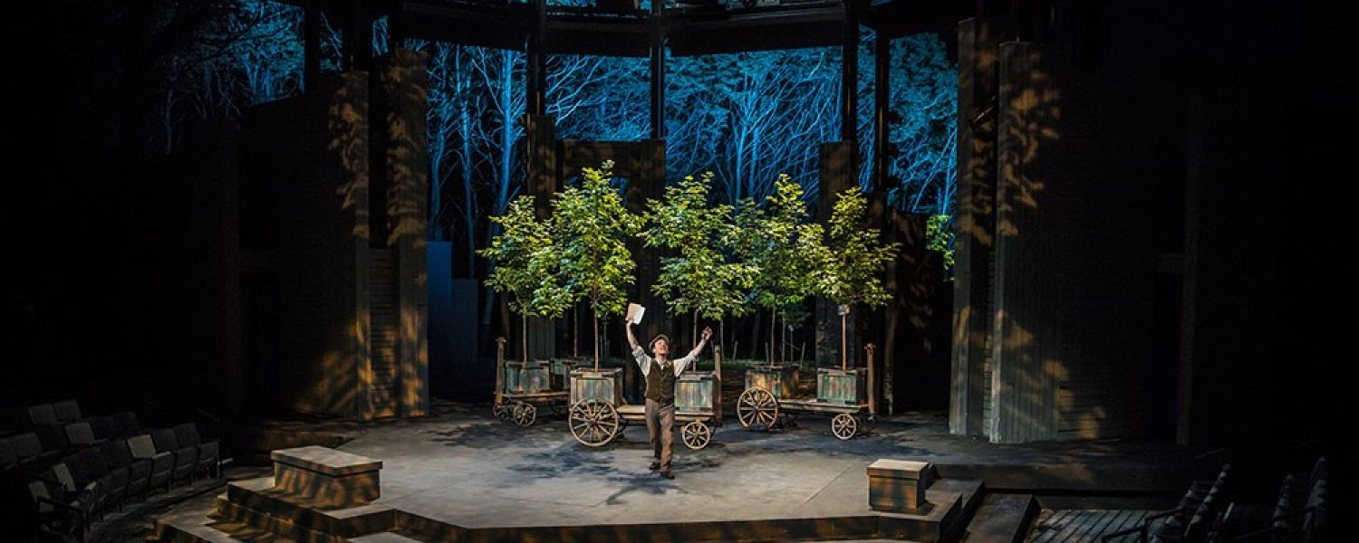 american players theatre presents as you like it review – charming