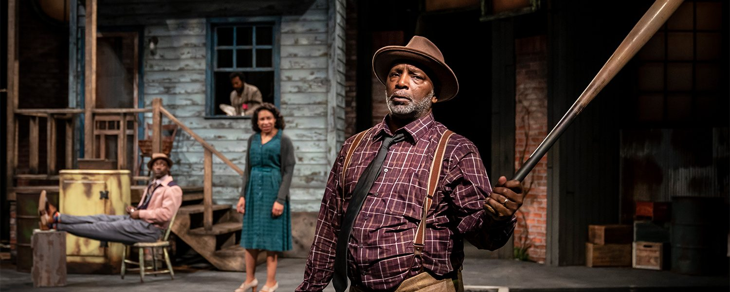 """""""Lean in and Listen:"""" APT's """"Fences"""" Star, Director Hope to Immerse Audiences in a Black Family's Experience"""