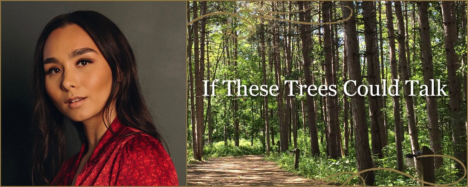 (If These Trees Could) Shop Talk: Actor & Writer Isabella Star LaBlanc
