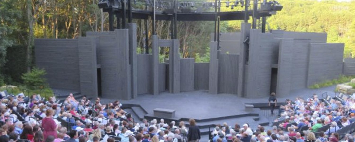 Amid the Remote Wisconsin Countryside, a Hidden Theatrical Gem Beckons