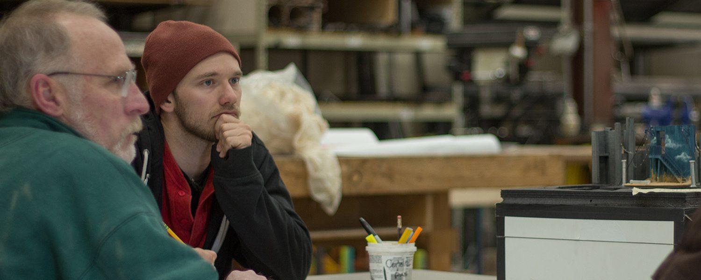 Shop Talk Header Doug