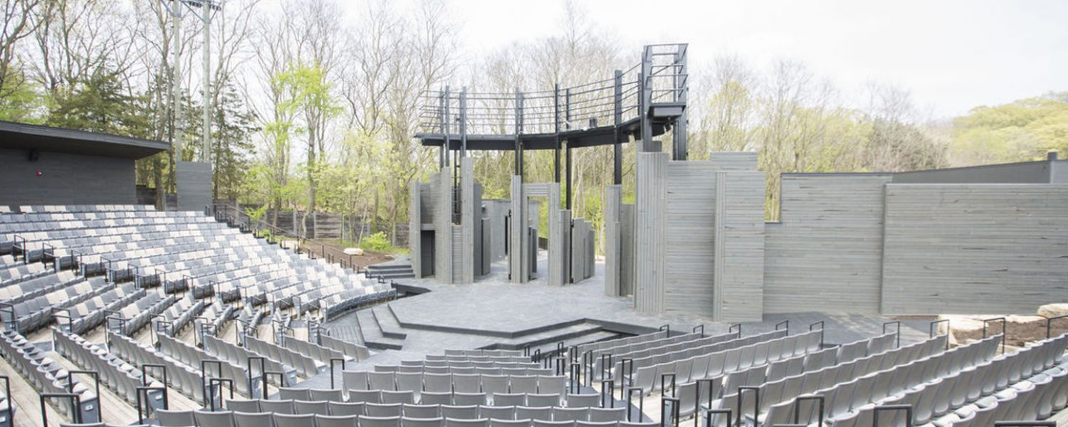 players' progress: american players theatre celebrates big changes