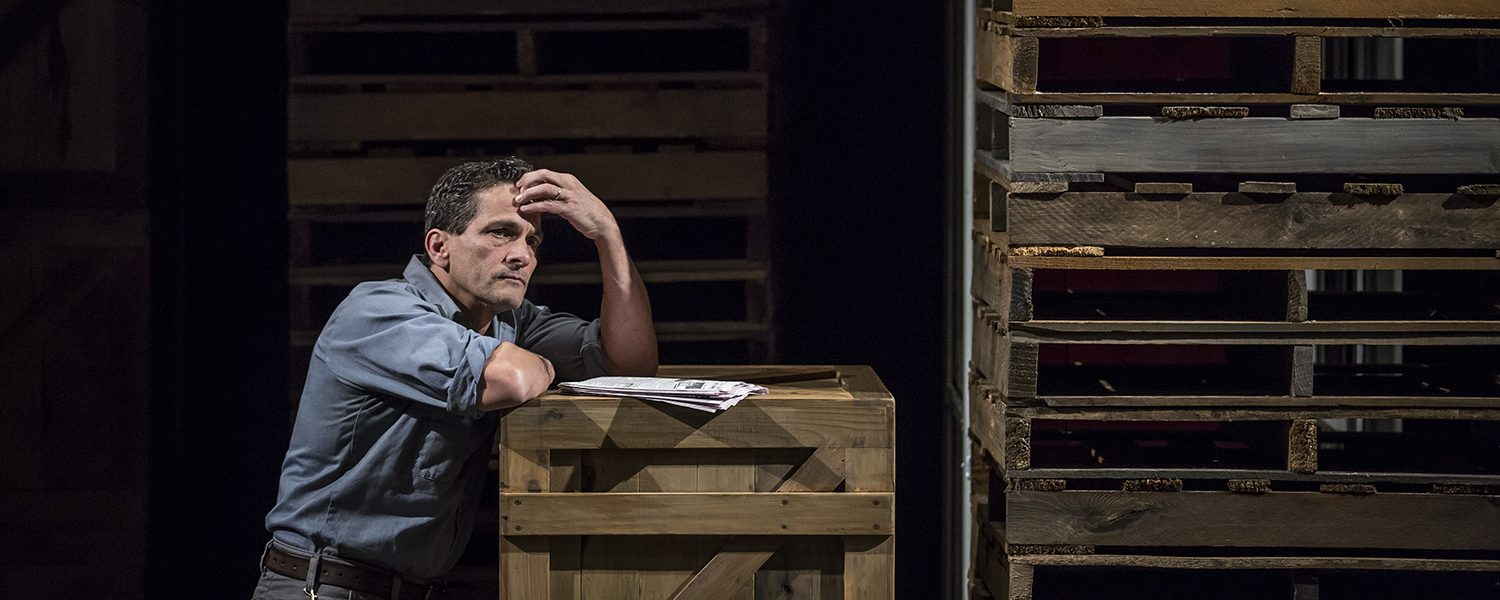 'A View From the Bridge' and 'Cyrano de Bergerac' reviews: Better than Broadway