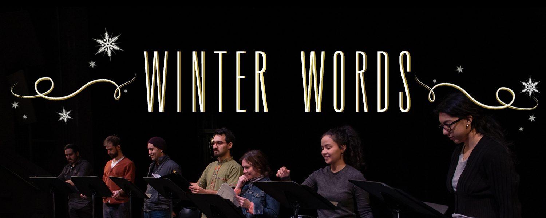 Winter Words Header 3