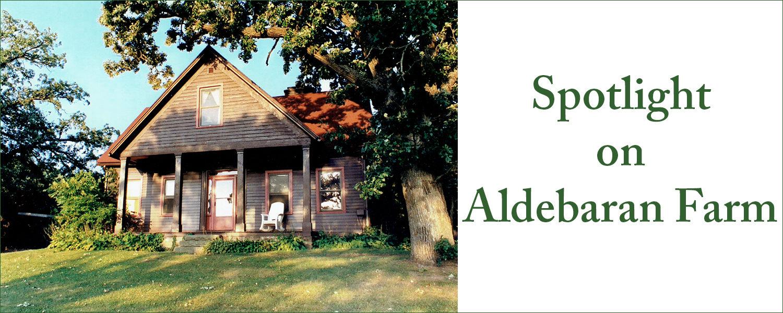 Spotlight: Aldebaran Farm