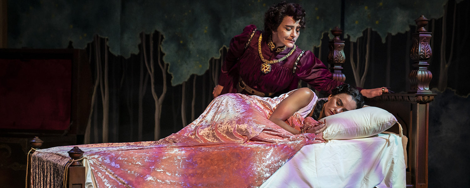 Review: American Players Theatre finds humor and honesty in 'Cymbeline'