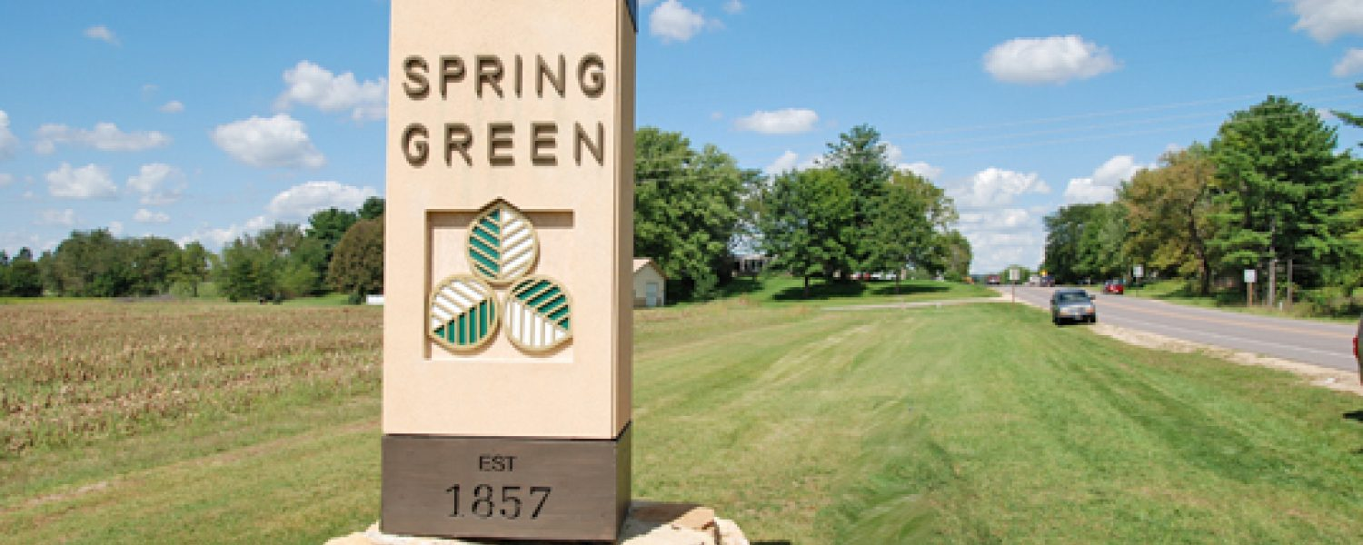 The Road Back: Spring Green is Back in Business