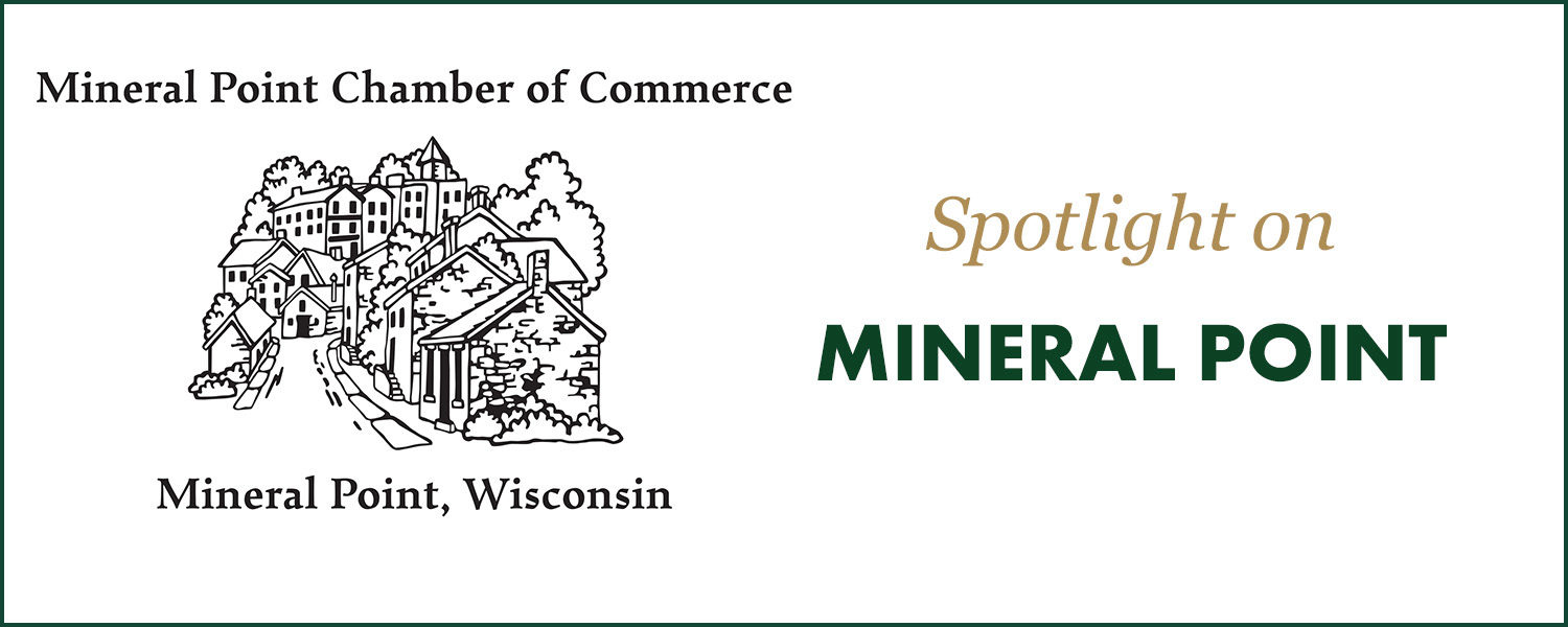 Spotlight: The Mineral Point Chamber of Commerce