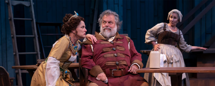 Hang at the bar with the Bard's headliners at American Players' 'Improbable Fiction'
