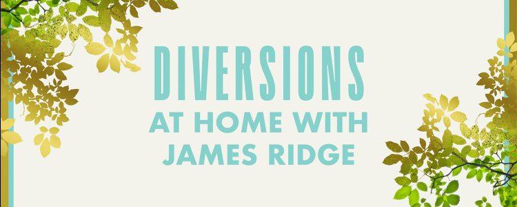 APT Artist at Home with James Ridge