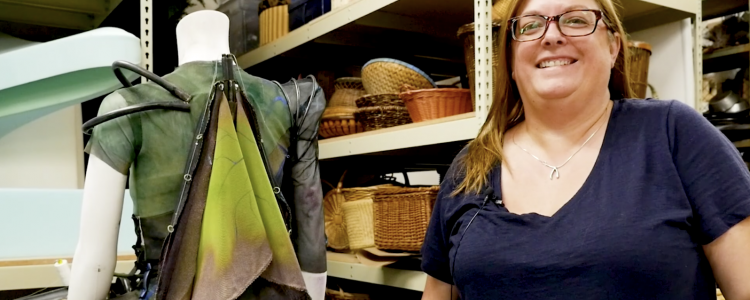 Quick Chat: Costumes Craft Master Becky Hanson