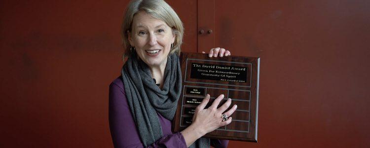 The 2020 David Daniel Award