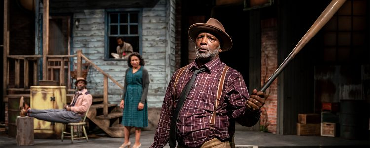 """Lean in and Listen:"" APT's ""Fences"" Star, Director Hope to Immerse Audiences in a Black Family's Experience"