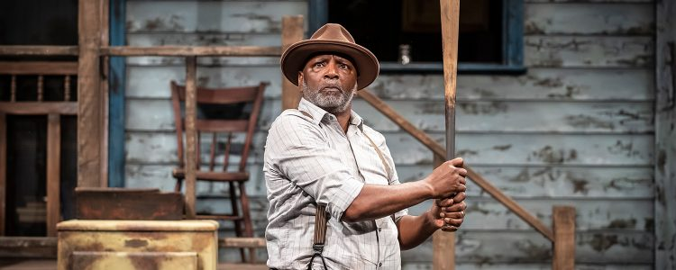 Theater review: Wilson's flawed hero keeps swinging in APT's 'Fences'