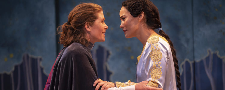 """Q&A with """"Cymbeline"""" actors Colleen Madden & Melisa Pereyra"""