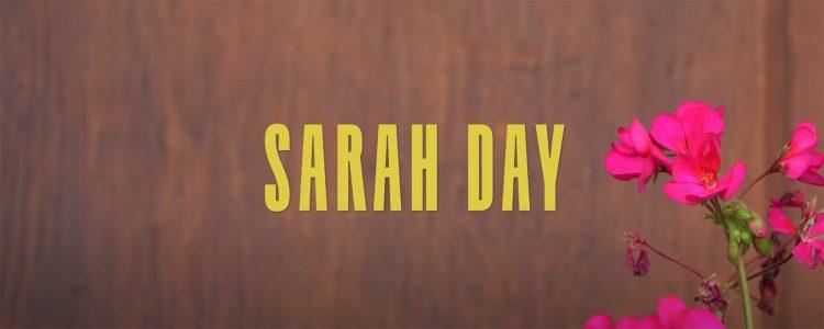 Six Feet Apart: Sarah Day