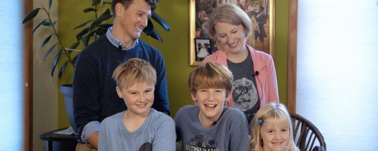 What's Your APT Story: Van Hallgren Family