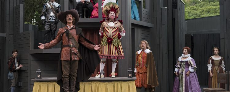 In APT's new adaptation swashbuckling Cyrano has a softer side