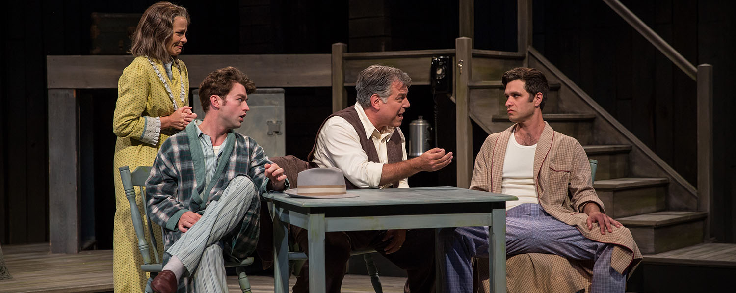 Death Of A Salesman American Players Theatre